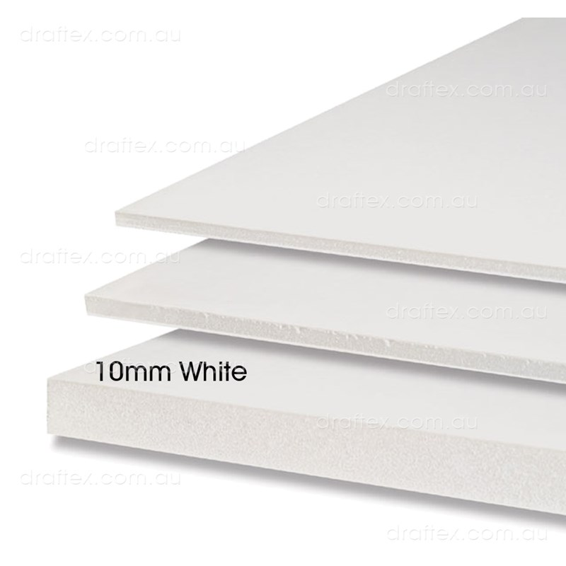 10Mm White Foam Core Board