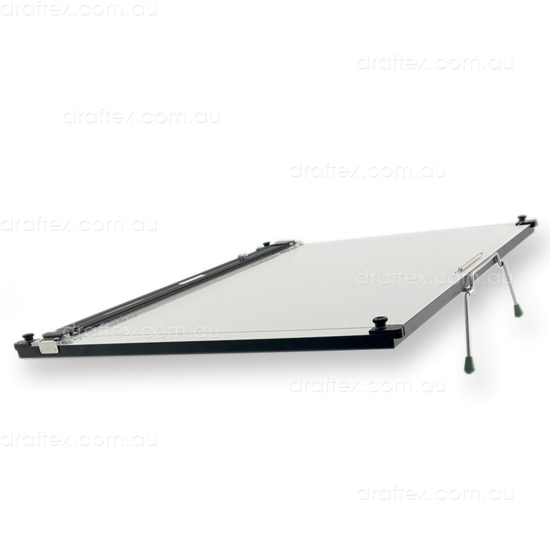 1422 Draftex A2 Desktop Drafting Board With Pmu Carryhandle Tilt Stand View 2
