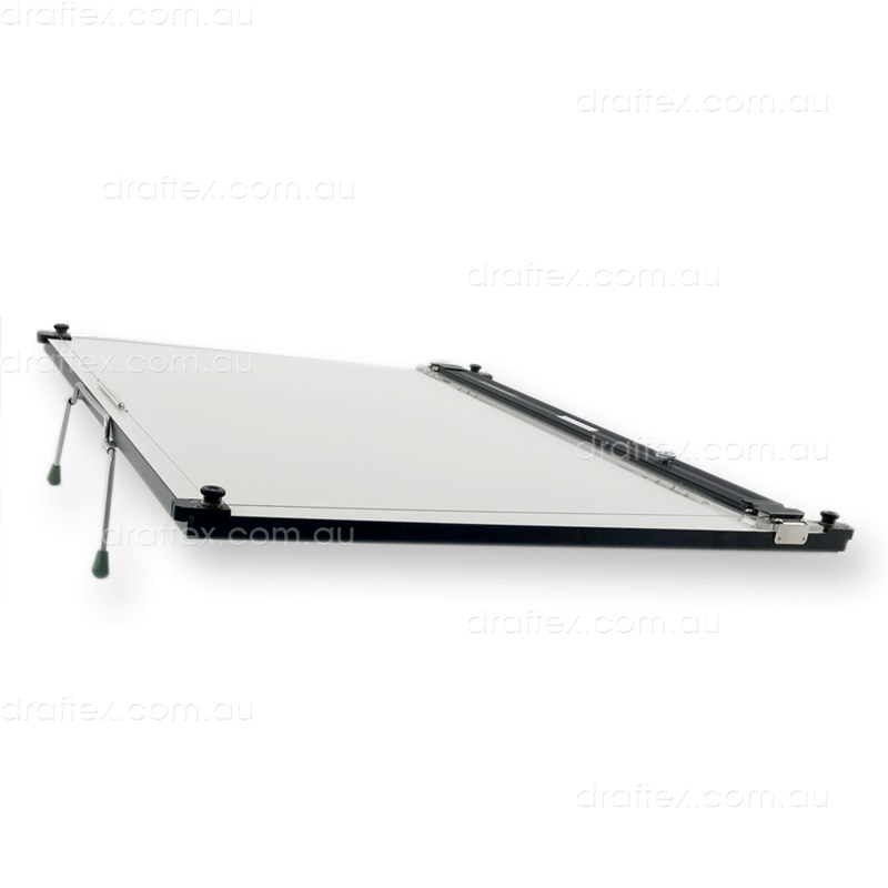 1422 Draftex A2 Desktop Drafting Board With Pmu Carryhandle Tilt Stand View 3