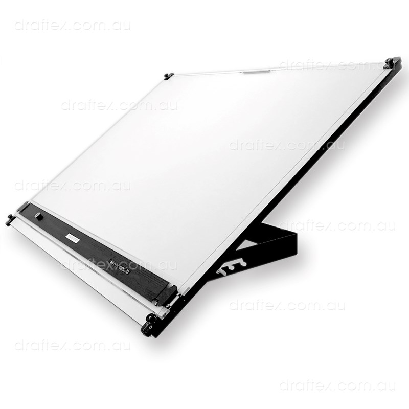 1521 Draftex A1 Desktop Drafting Board With Pmu Adjustable Stand View 2