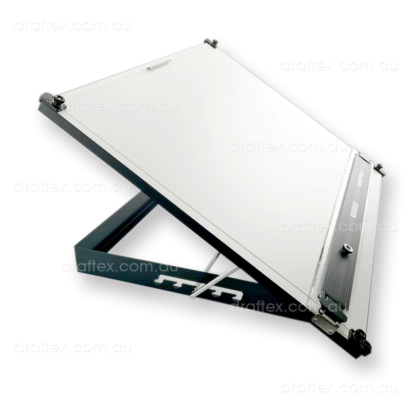 1522 Draftex A2 Desktop Drafting Board With Pmu Adjustable Stand View 3