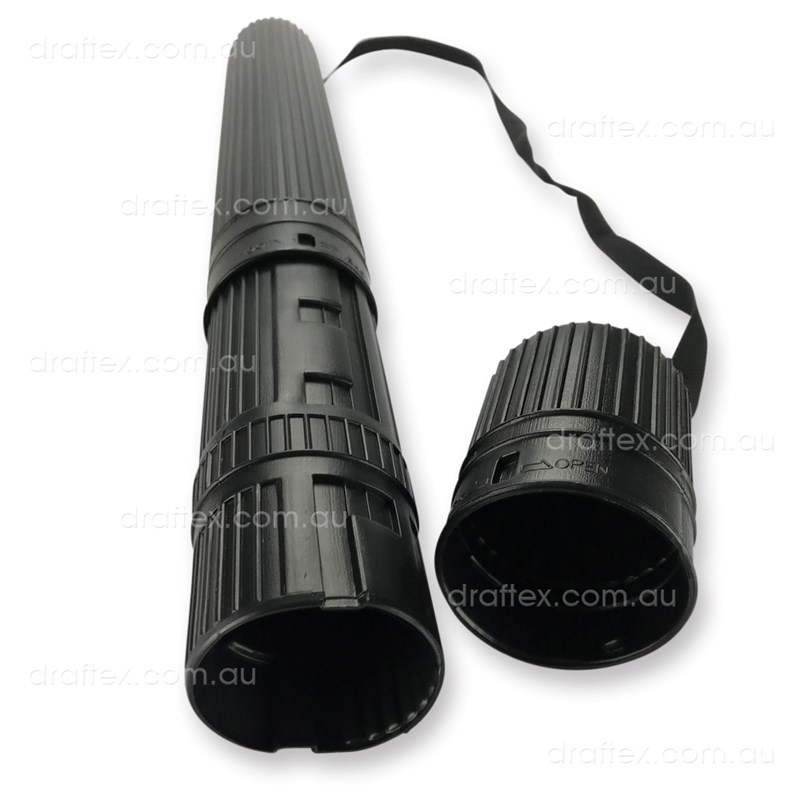 2400 Draftex Telescopic Plan Tube Diameter 70Mm Ex