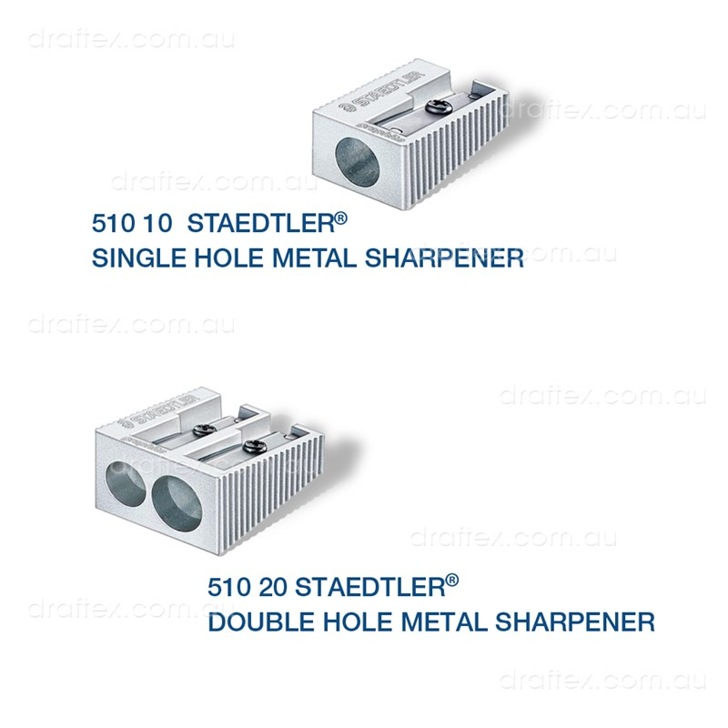 51010 51020 Staedtler Metal Sharpeners