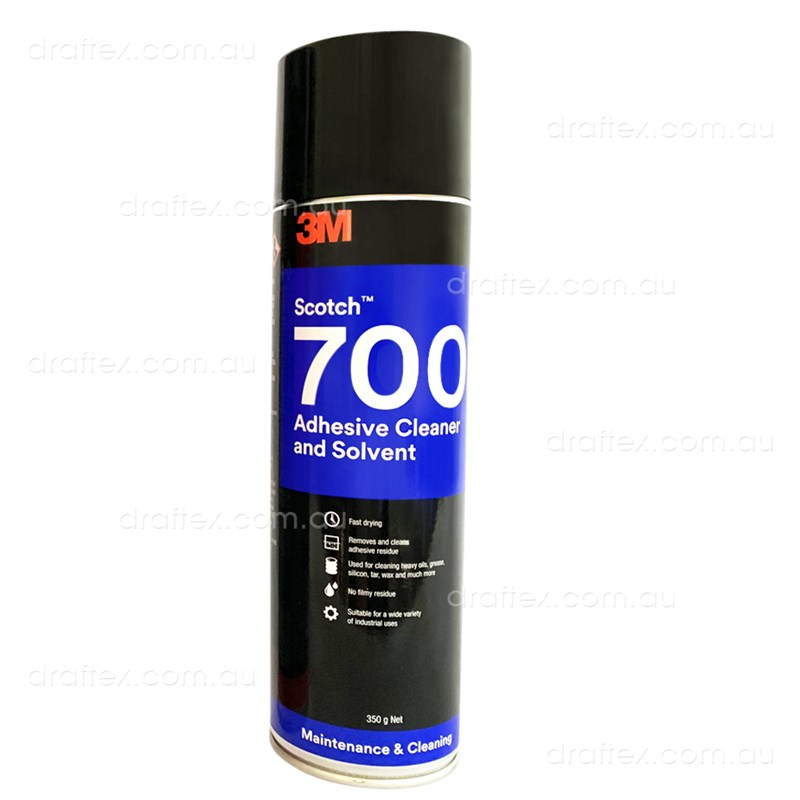 700 3M Adhesive And Solvent Cleaner 350G