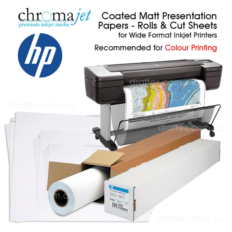 Coated Matt Presentation Inkjet Papers