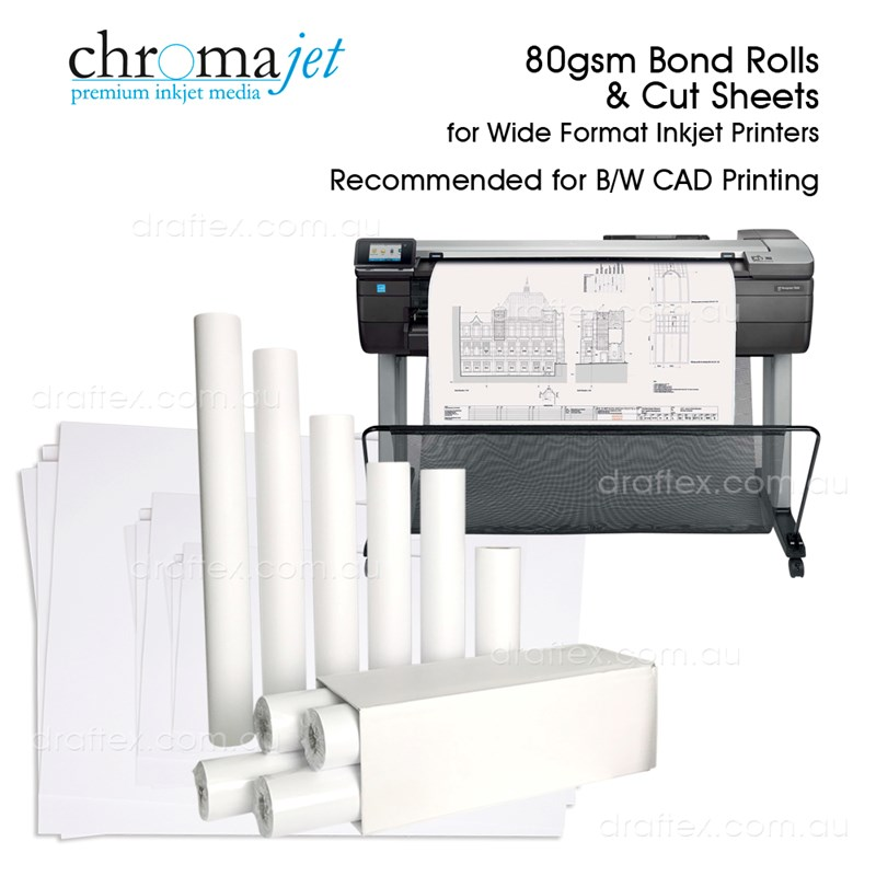 Bond Paper 90Gsm For Inkjet Printers