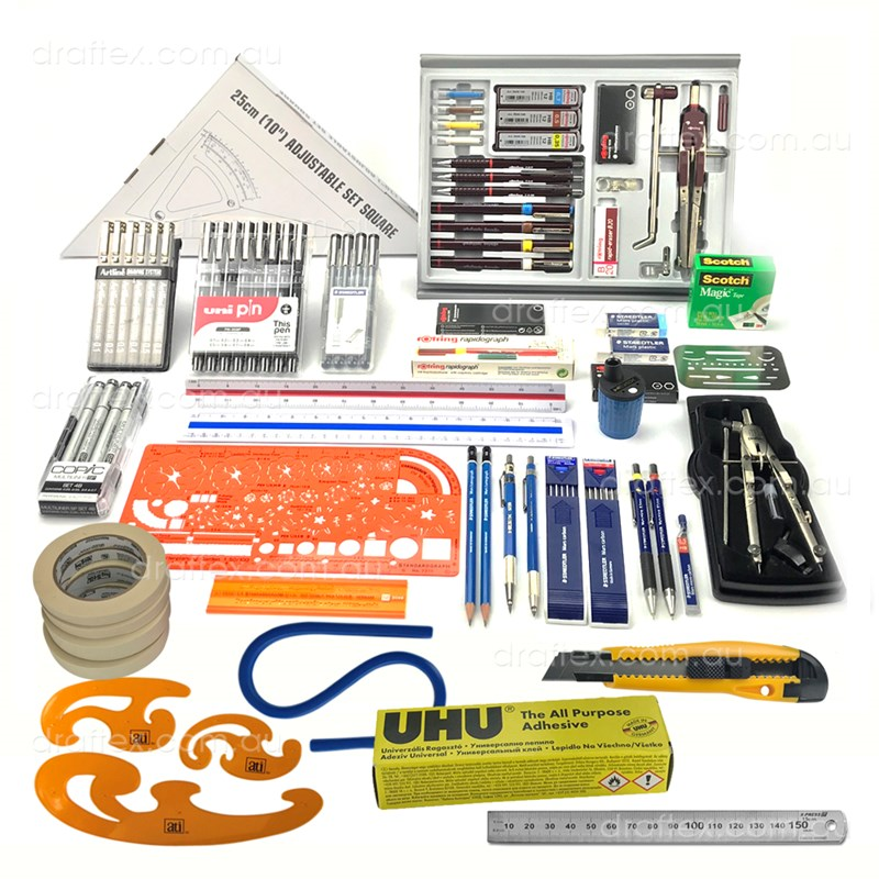 Collection Image Drawing Office Supplies