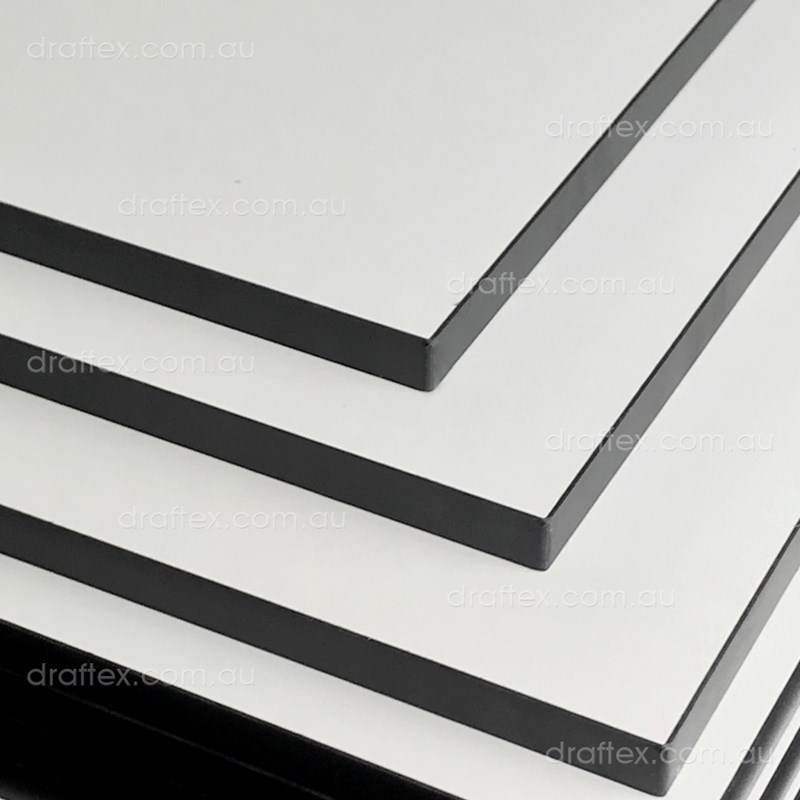 Db Draftex Melamine Drawing Boards With Black Edging