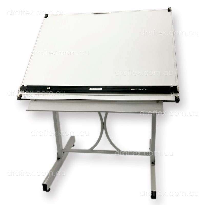 Dep11a1 Draftex A1 Drafting Table Package With Ds10 Stand Dpr90 Parallel Rule Drawing Board 900 X 720Mm View 1