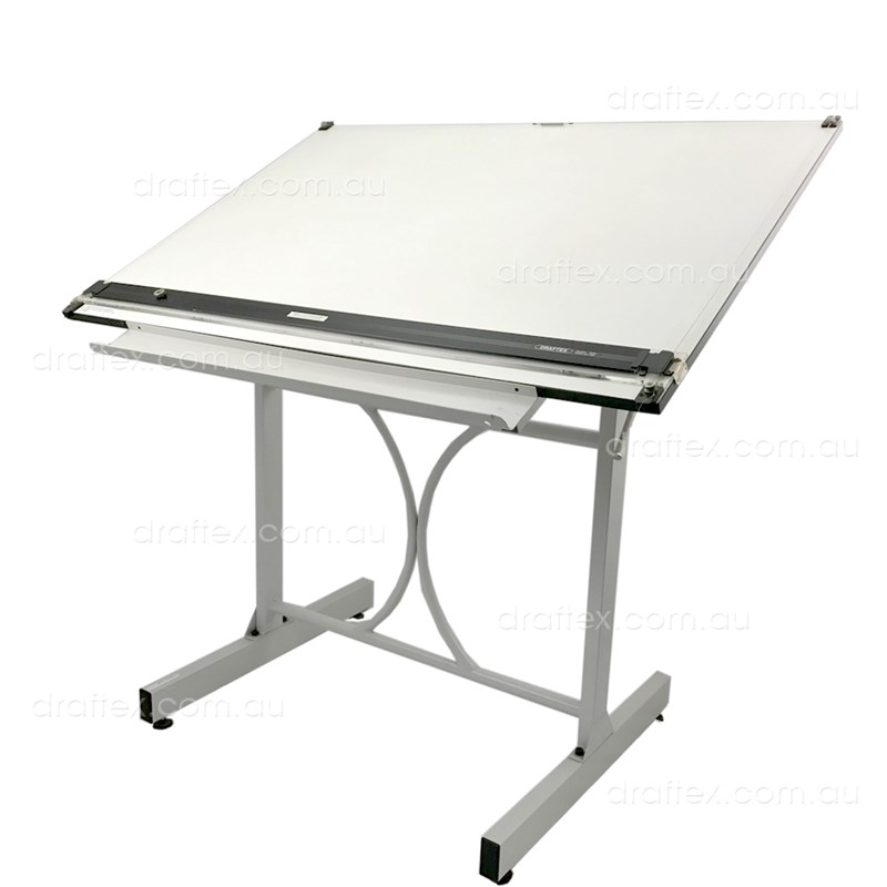 Dep12a1 Draftex A1 Drafting Unit With Ds10 Stand Dpr105 Parallel Rule And Db1050 Board