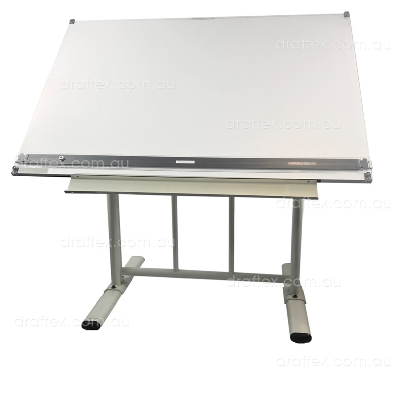 Dep21a0 Draftex A0 Drafting Unit Comprising Ds30 Stand Dpr1370 Parallel Rule Dbw1370 Board View 1