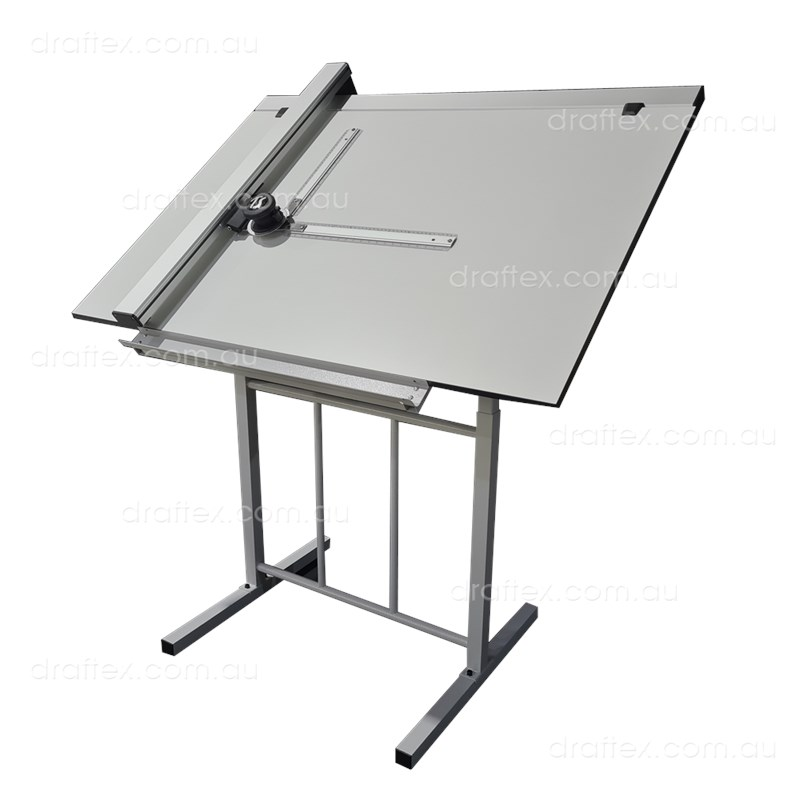 Dep25a1 Tecnostyl Drafting Machine With Drawing Board 800 X1200mm With Ds20 Drafting Stand 1