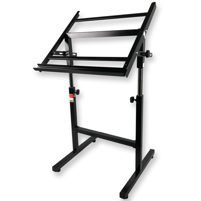 Ds11 Isomars Drafting Stand Telescopic Height And Angle Adjustment For Boards Up T 800 X 1200Mm G