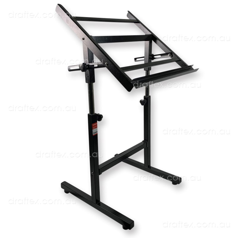 Ds11 Isomars Drafting Stand Telescopic Height And Angle Adjustment For Boards Up T 800 X 1200Mm View 2