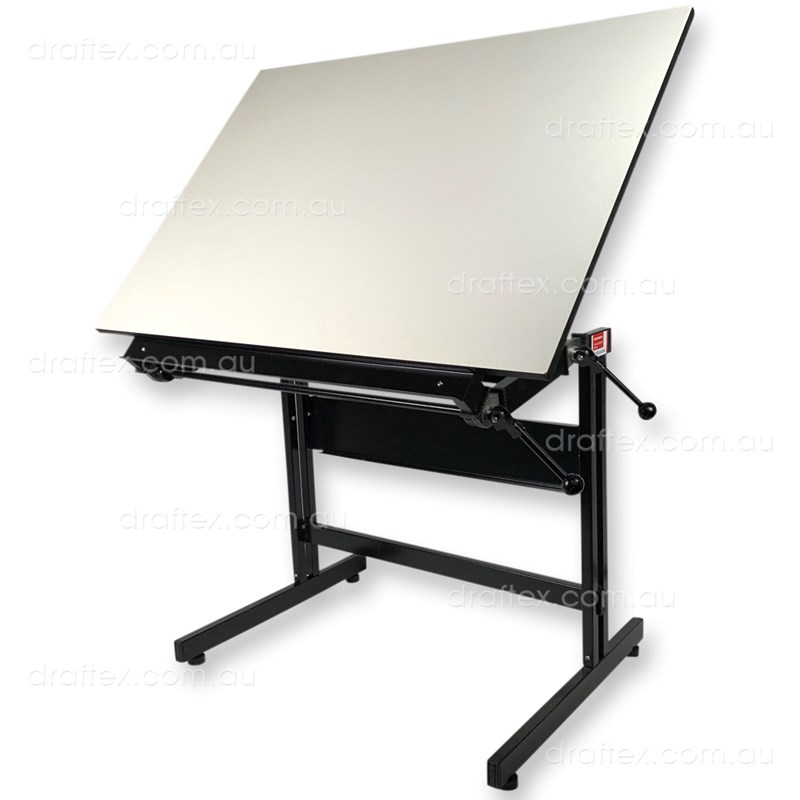 Ds16 Isomars Drafting Stand Lever Lock Height And Angle Adjustment For Boards Up To 800 X 1200Mm View 2