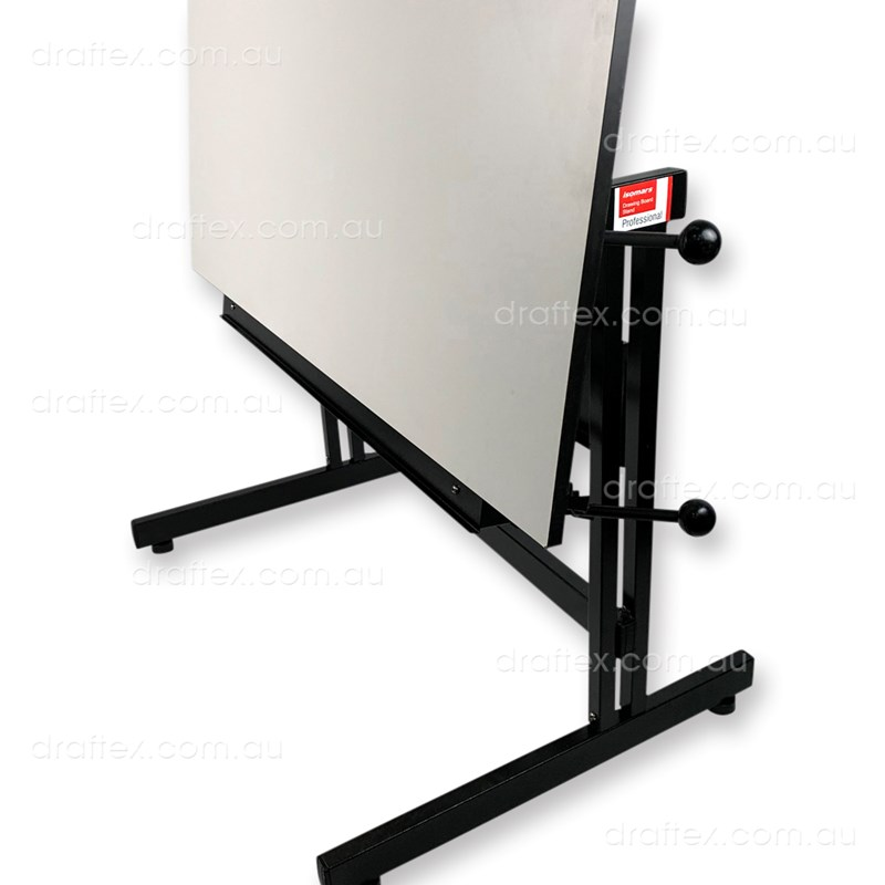 Ds16 Isomars Drafting Stand Lever Lock Height And Angle Adjustment For Boards Up To 800 X 1200Mm View 4