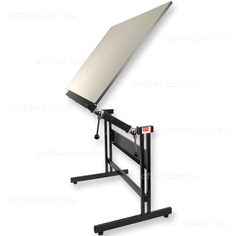 Ds16 Isomars Drafting Stand Lever Lock Height And Angle Adjustment For Boards Up To 800 X 1200Mm View 5
