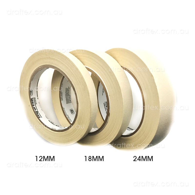 Mask12 Masking Tape 12Mm 18Mm 24Mm