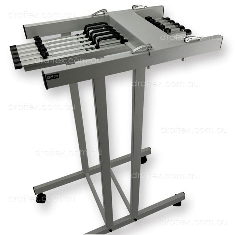 Pfp1 Draftex Plan Filing Package No1 1 X A1 10 Clamp Capacity Trolley With 5 X A1 Clamps View 2