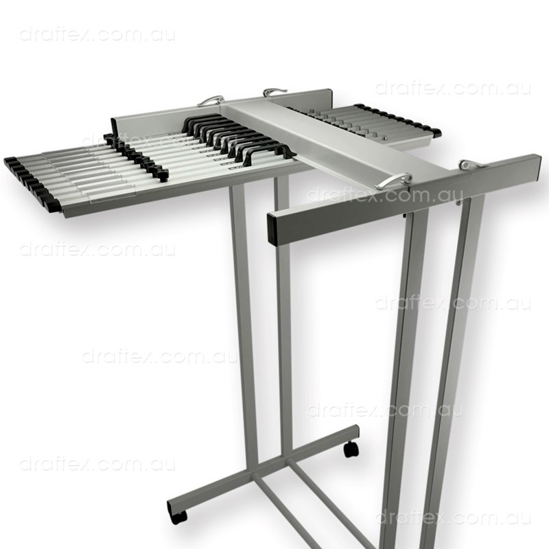 Pfp9 Draftex Plan Filing Package No9 1 X A0 20 Clamp Capacity Trolley With 10 X A0 Clamps View 1