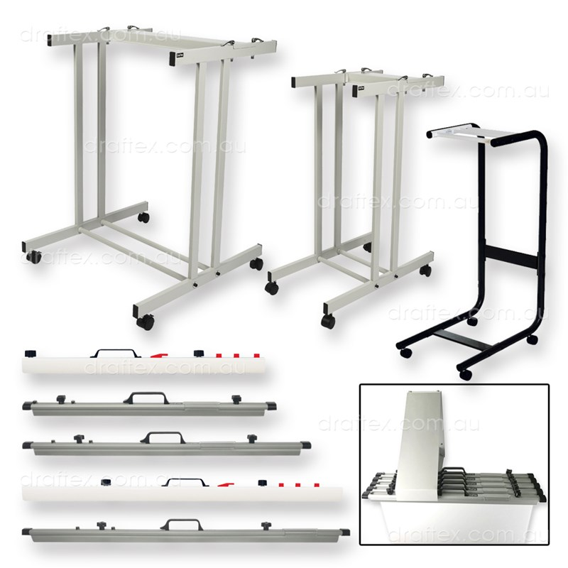 Plan Trolleys Clamps Wallracks