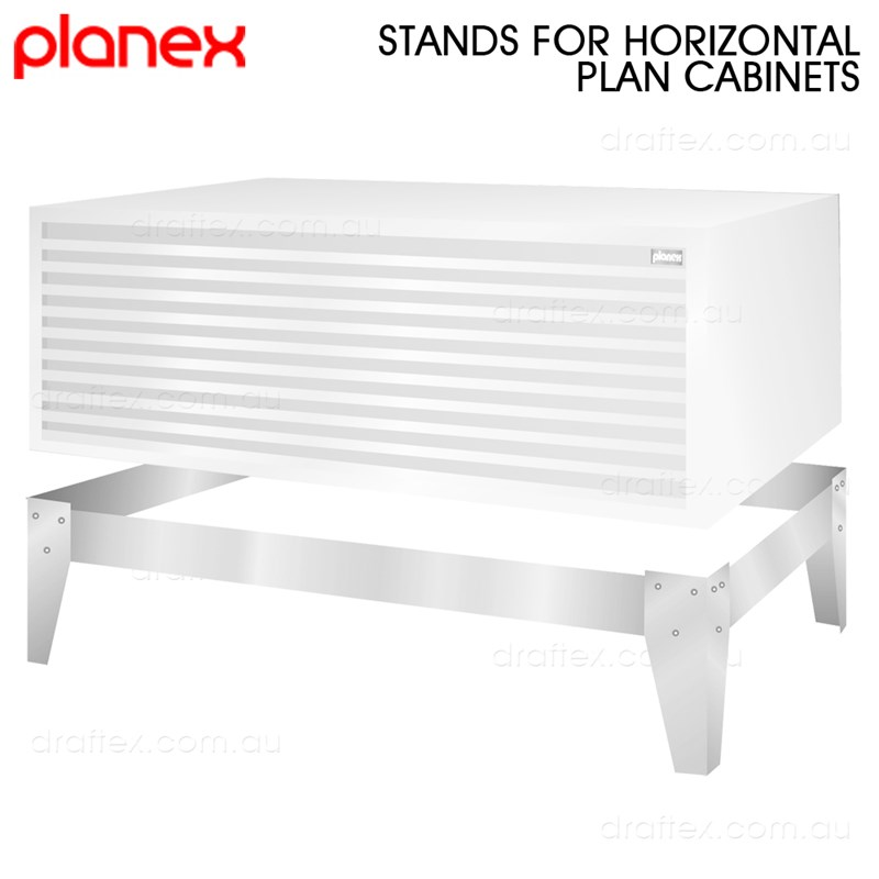 Stands For Horizontal Plan Cabinets